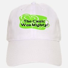 Mighty Craic Baseball Baseball Cap