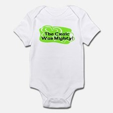 Mighty Craic Infant Bodysuit