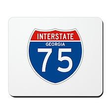 Interstate 75 - GA Mousepad