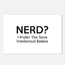 Nerd? Postcards (Package of 8)