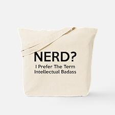 Nerd? Tote Bag