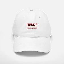 Nerd? Baseball Baseball Cap