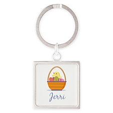 Easter Basket Jerri Keychains