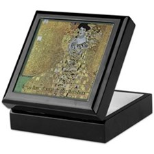 Klimt's Adele Bloch-Bauer Art Keepsake Box