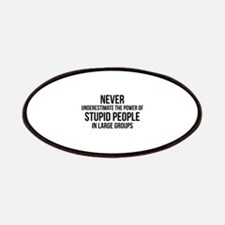 Stupid People In Large Groups Patches