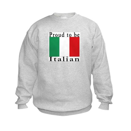 Italy Kids Sweatshirt