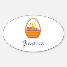 Easter Basket Jimmie Decal