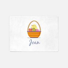 Easter Basket Joan 5'x7'Area Rug