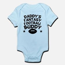 Daddys Fantasy Football Buddy Body Suit