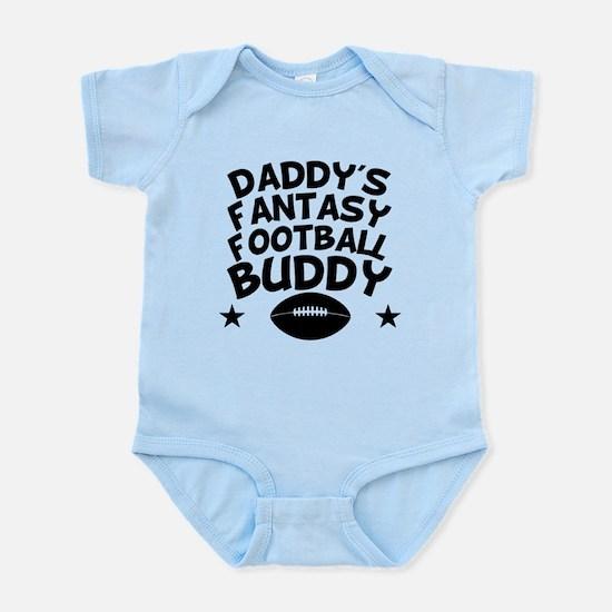 Daddys Fantasy Football Buddy Body Suit
