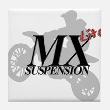 MX Suspension Lite Tile Coaster