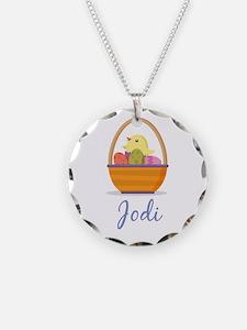 Easter Basket Jodi Necklace