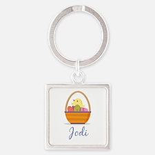 Easter Basket Jodi Keychains