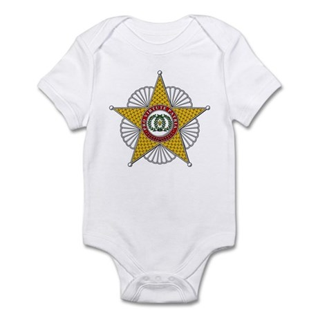Two Sicilies Star (Italy Infant Bodysuit