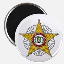 "Two Sicilies Star (Italy 2.25"" Magnet (10 pack)"