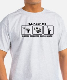 You Keep The Change T-Shirt
