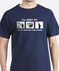 Obama - You Keep The Change T-Shirt