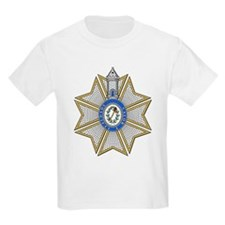 Tower and Sword (Portugal) Kids T-Shirt