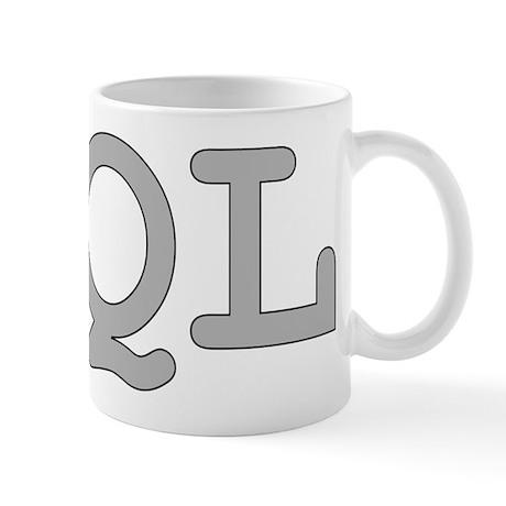 SQL: Structured Query Language Mug