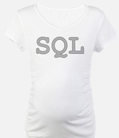 SQL: Structured Query Language Shirt