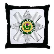Thistle (Scotland) Throw Pillow