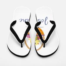 Easter Basket Josephine Flip Flops