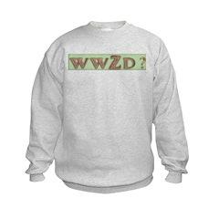 WWZD? Sweatshirt