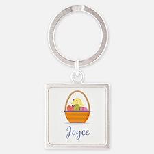 Easter Basket Joyce Keychains