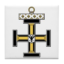 Teutonic (Prussia, Germany) Tile Coaster