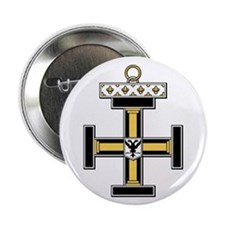 "Teutonic (Prussia, Germany) 2.25"" Button (10 pack)"