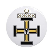 Teutonic (Prussia, Germany) Ornament (Round)