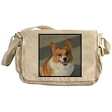 Corgi Messenger Bags & Laptop Bags