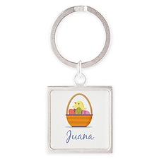 Easter Basket Juana Keychains
