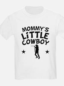 Mommys Little Cowboy T-Shirt