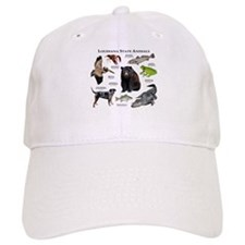 Louisiana State Animals Baseball Cap