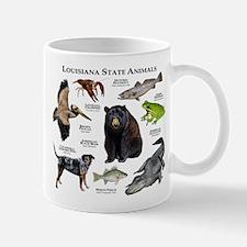 Louisiana State Animals Mug