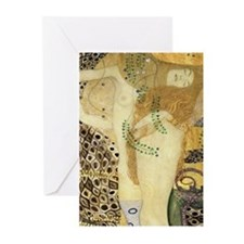 Serpents Greeting Cards (Pk of 10)