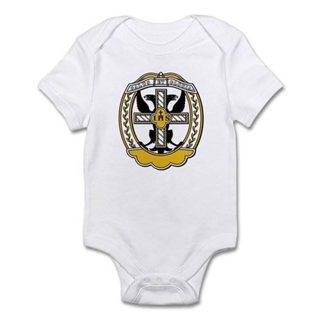 Order of The Starry Cross (Au Infant Bodysuit