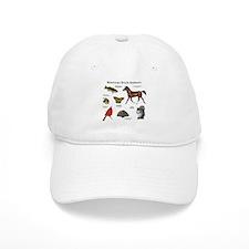 Kentucky State Animals Baseball Cap