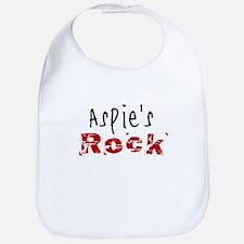 Aspie's Rock Bib