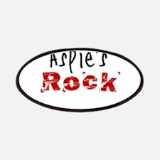 Aspie's Rock Patches