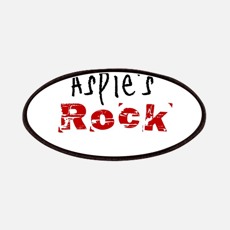 Aspie's Rock Patches