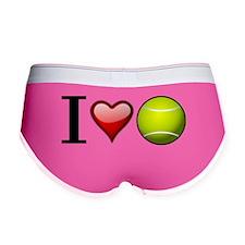 I heart tennis Women's Boy Brief