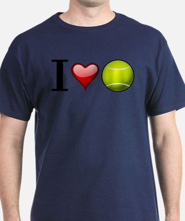 I heart tennis T-Shirt