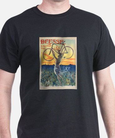 Paris Bike T-Shirt