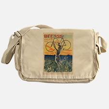 Paris Bike Messenger Bag