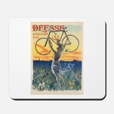 Paris Bike Mousepad