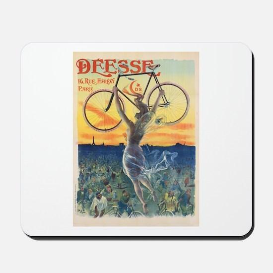 Paris Bike Mousepad