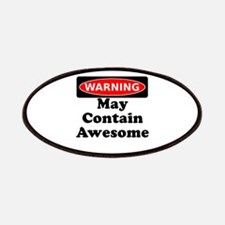 Warning May Contain Awesome Patches