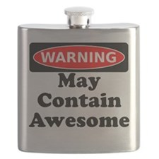 Warning May Contain Awesome Flask